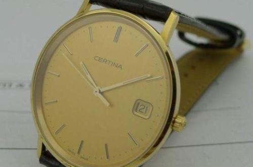 你关注过瑞士235雪铁纳手表公价吗?