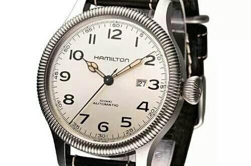 上世纪五十年代汉米尔顿手表发展的如何?