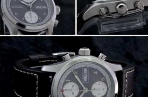 五十年代汉米尔顿皮带手表怎么做好保养?