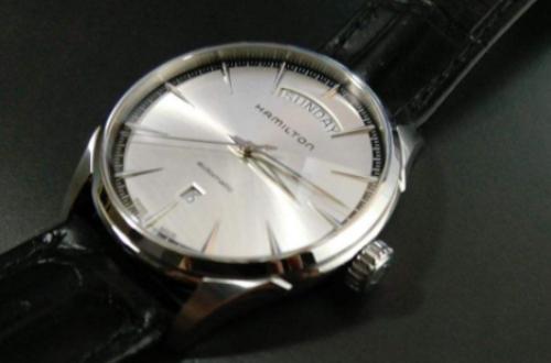汉米尔顿计时手表,记录时间与生活
