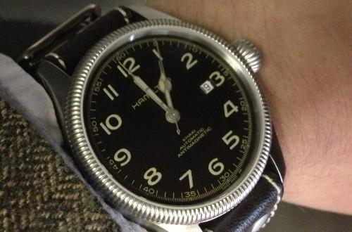 汉米尔顿和美度手表选哪个比较好?