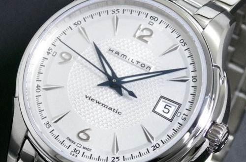 汉米尔顿卡其系列海军手表摔坏了怎么处理?