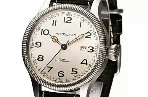 汉米尔顿新款爵士手表,商务人员佩戴的手表