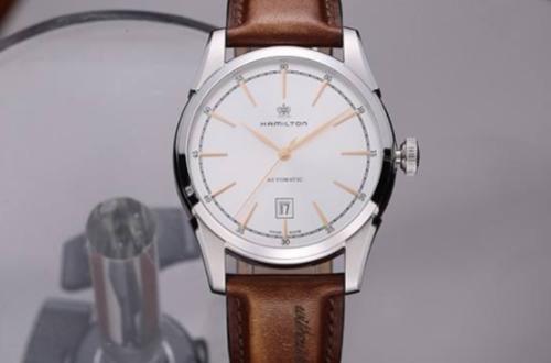 两万元的汉米尔顿手表,不用思考就知道是这个!