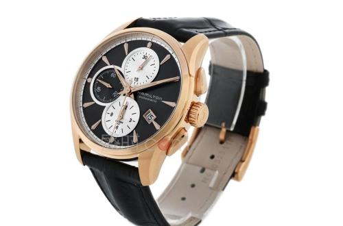 镀金汉米尔顿自动手表,线上可以买到吗?