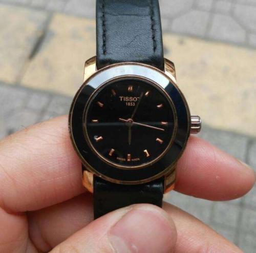 天梭手表1853公价男表到底有多贵?