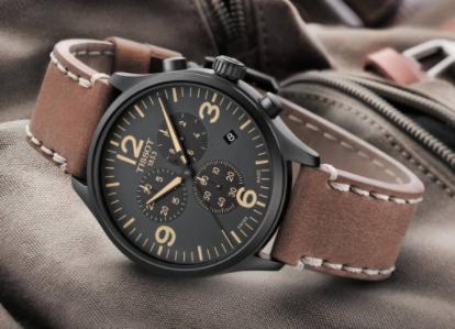 天梭手表1853公价女款机械表,手表质量值得大家放心