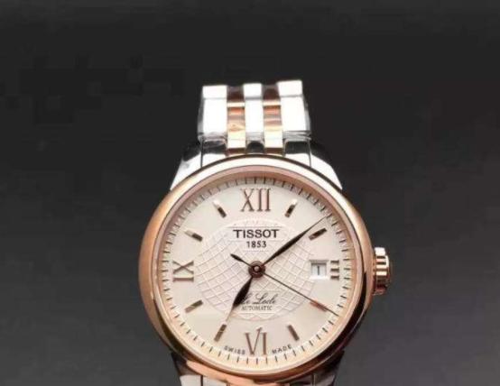 天梭手表t086407a公价查询?真假手表怎么鉴别?