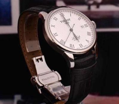 天梭手表表链公价是多少?怎么更换这个表链?