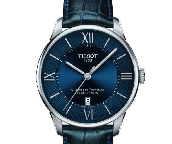 天梭手表在西安换块电池公价大概是多少?