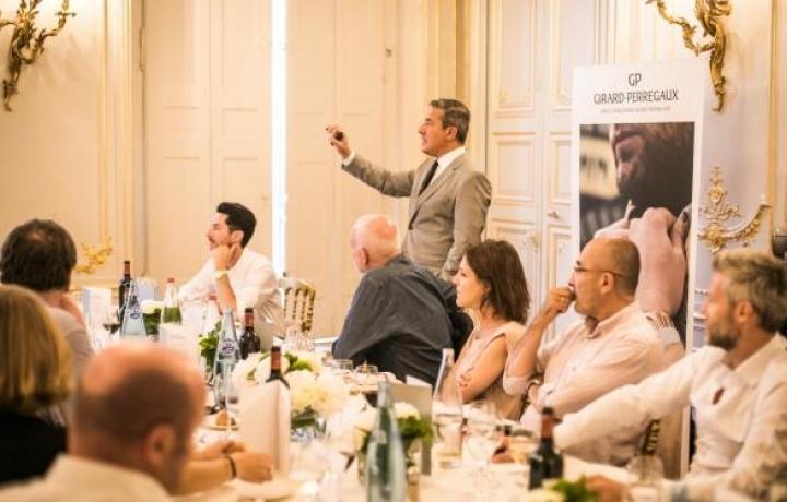 劳伦斯在巴黎的演讲