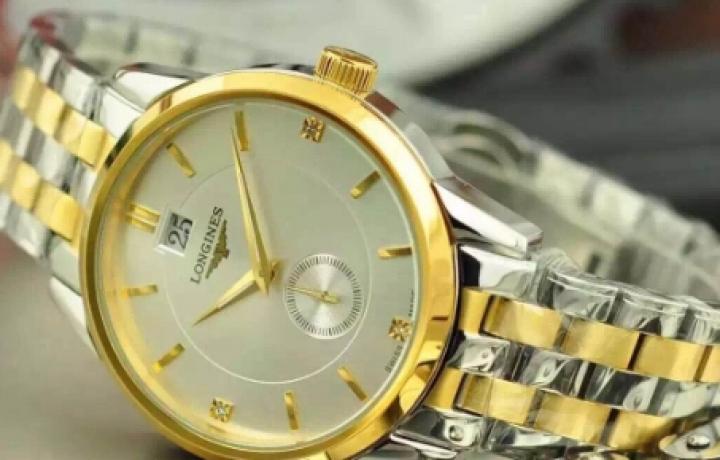 浪琴六针手表经典设计
