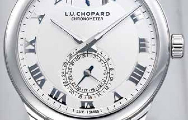萧邦CHOPARD L.U.C Quattro腕表