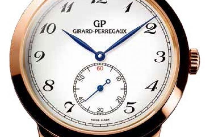 芝柏 GIRARD-PERREGAUX 1966 Small Second腕表