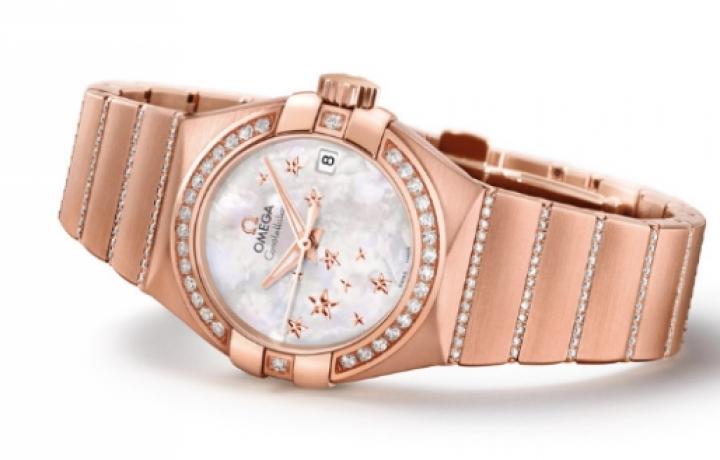 欧米茄情侣手表值得纪念