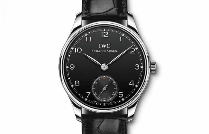 万国IWC 葡萄牙手上链腕表