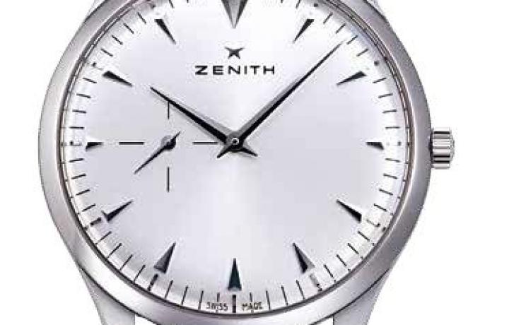 真力时ZENITH Elite Ultra Thin 自动上链腕表