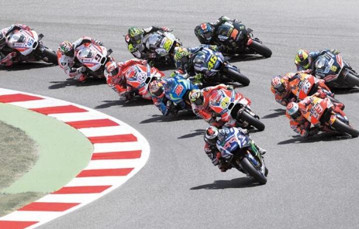 天梭摩托车世界锦标赛