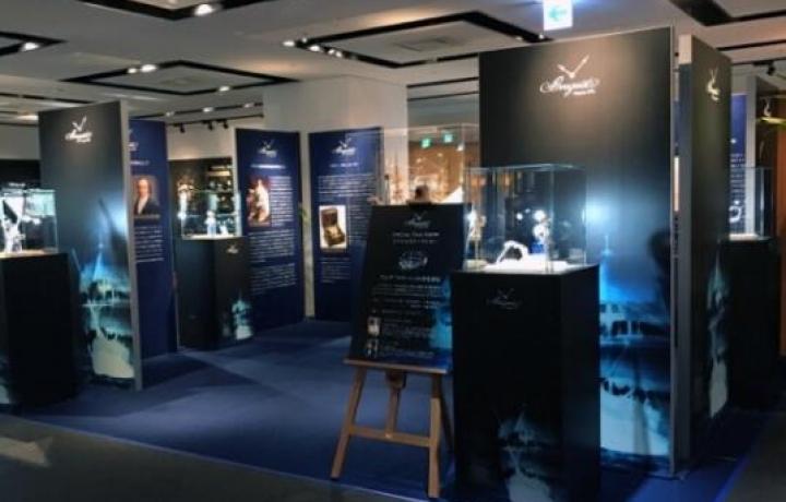 宝玑与Marine航海系列:日本大阪见证两百年历史渊源