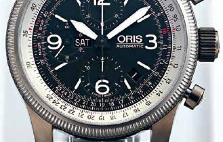 豪利时ORIS Big Crown X1 Calculator腕表