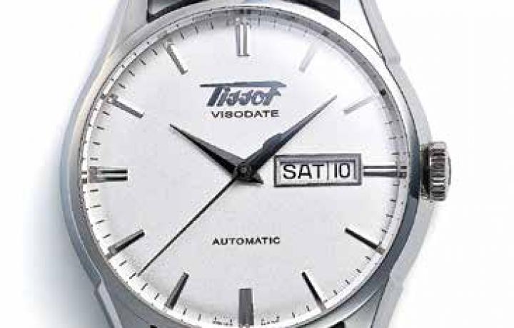 TISSOT Visodate 1957D.D. 腕表