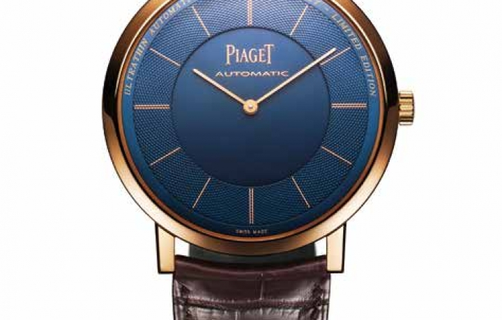 伯爵PIAGET Altiplano 43mm 12P机芯50周年纪念腕表