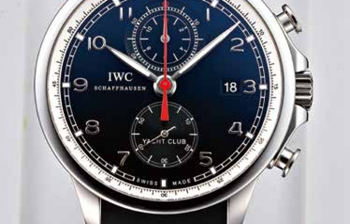 万国IWC Portuguese Yacht Club 3902 腕表