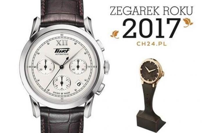 这一刻 再获殊荣 天梭怀旧经典系列1948复刻版腕表斩获 2017最受公众欢迎的腕表奖项