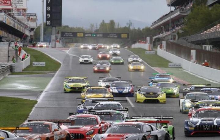巴塞罗那宝珀GT欧洲系列赛决赛: 参赛车数创历史新高