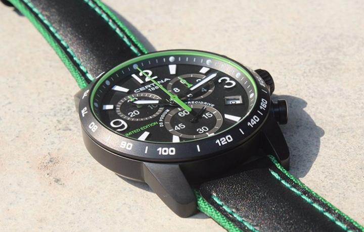 加速你的手腕 - DS指挥台计时码表 - WRC限量版