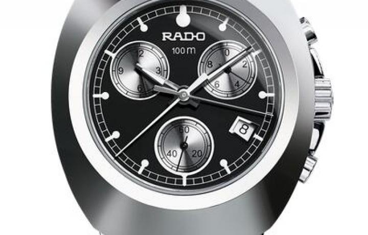 新创始型系列自动机械计时腕表