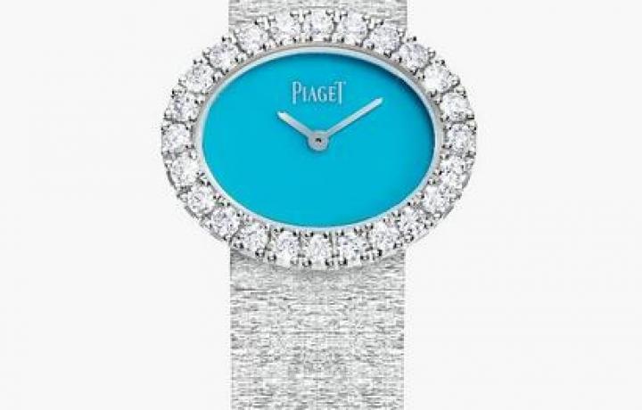 伯爵经典珠宝腕表
