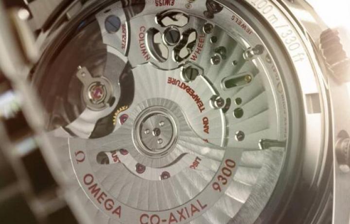 超霸 '57同轴计时表