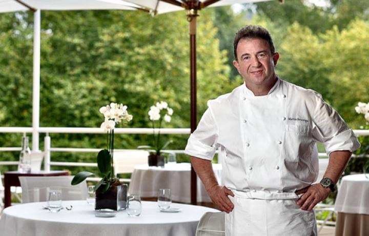 宝珀Blancpain品牌之友-西班牙名厨Martín Berasategui