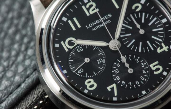经典复刻系列腕表——浪琴表大眼飞航表
