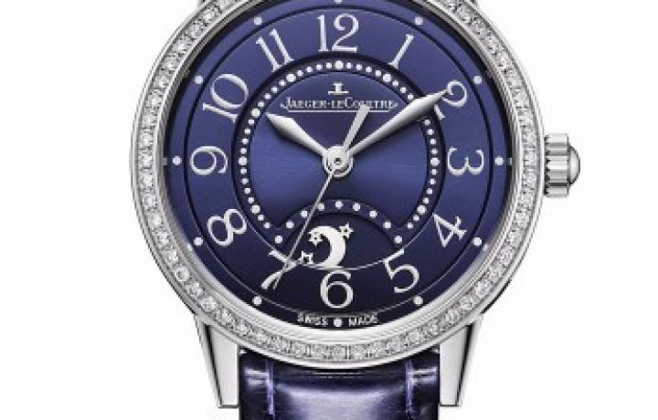 积家全新约会系列日夜显示腕表