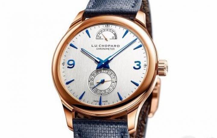 萧邦推出全新L.U.C Quattro腕表