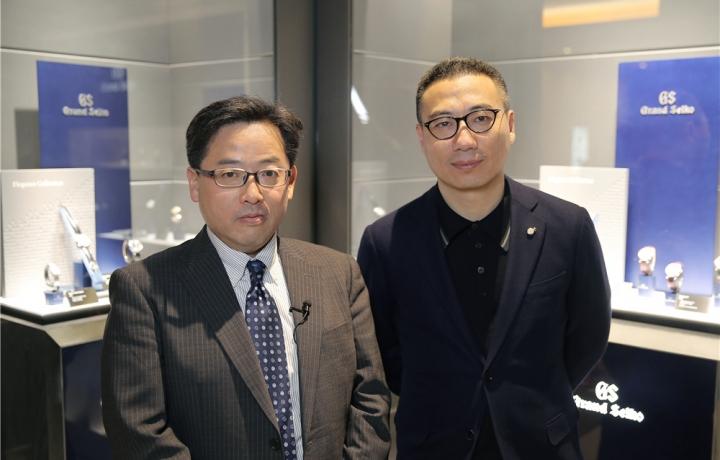 Grand Seiko入驻盛时网 强强合作开启零售新模式
