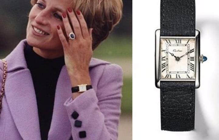 来看看英国王室的女人们都戴什么表?