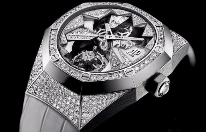 话说高级珠宝品牌腕表要超越陀飞轮了吗?