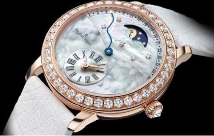 宝珀品牌手表 三款宝珀手表推荐