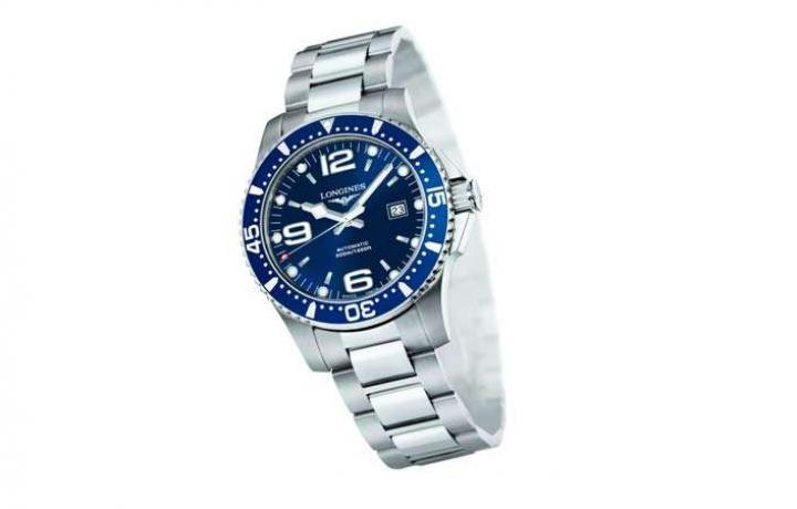 浪琴潜水系列蓝盘手表表怎么样?值得购买吗?
