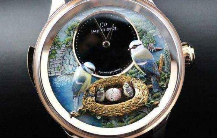 三问手表哪个好 百达翡丽的钟鼎之声