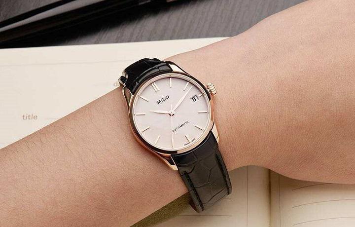 美度手表真假对比,教你鉴定!