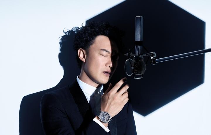 热爱之路,分秒必真——真力时正式宣布陈奕迅成为全新品牌代言人