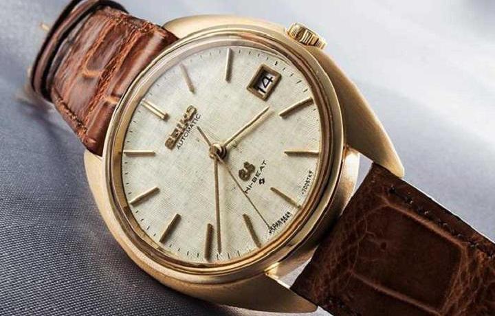 辨别精工GS手表真假大法,你掌握几个?