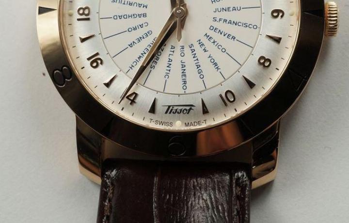 天梭航行者经典系列手表就是这么强