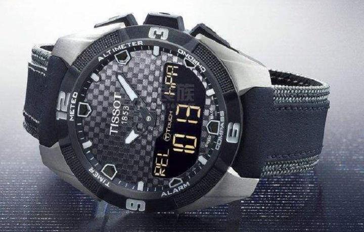 天梭触屏手表时间怎么调?快来学一招