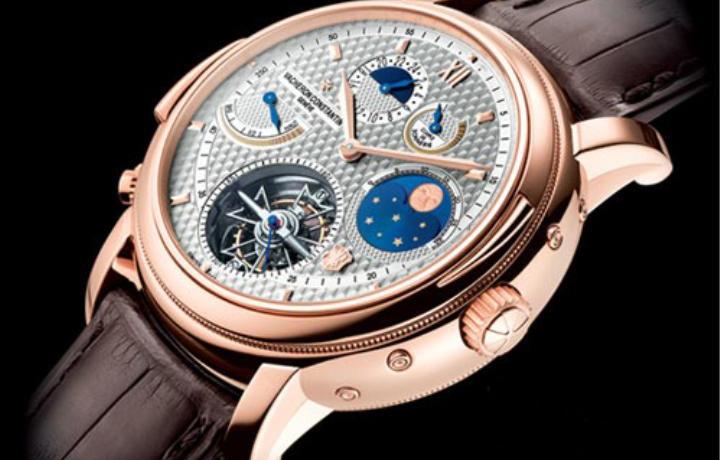 奢华手表品牌江诗丹顿机械手表 传统与经典碰撞