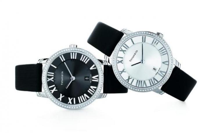 不容错过的辨别蒂芙尼手表真假的知识点